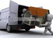 Photo de l'annonce: trasnport de marchandises et déménagement