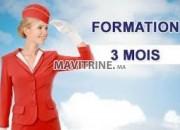 Photo de l'annonce: formation d'hôtesse de l'air