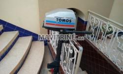Moteur hors-bord Tomos 4.5 cv pour zodiac et barque