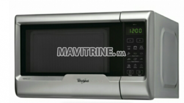 MICRO-ONDES SILVER 20 LITRES WHIRLPOOL