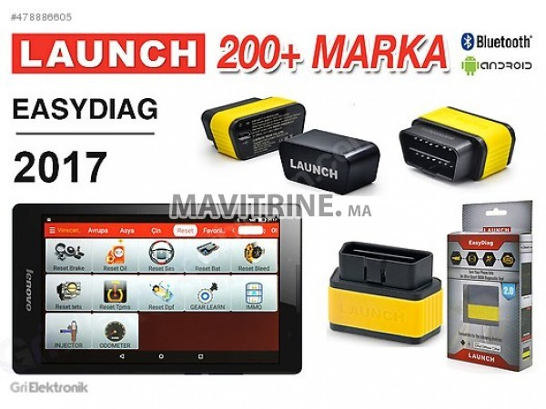 Mdiag X431 Launch Pro3 Francais Full 2018 Original