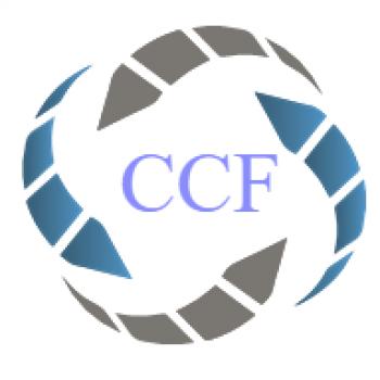 Logo du Vitrine: CCF