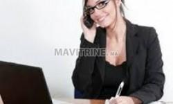 Bureau de recrutement recherche des secrétaires rh à vendre dans
