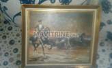 Photo de l'annonce: Tableau  peinture de palmero
