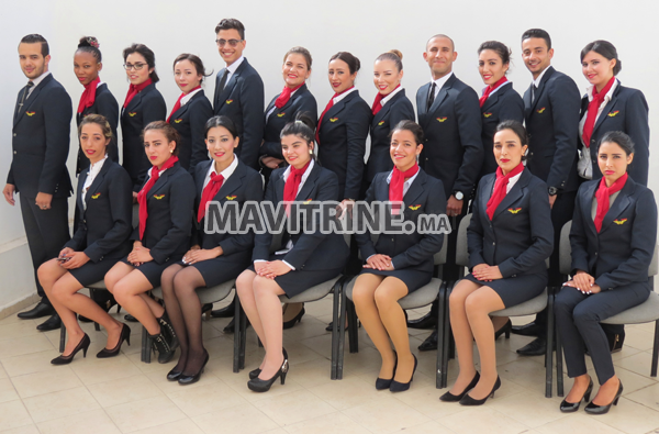 Formation hotesses de l'air/stewards