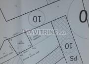 Photo de l'annonce: terrain à vendre 117m2  R+2