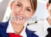Photo de l'annonce: Hôtesse d'accueil/ Hôtesse de l'air/ Steward