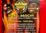 Photo de l'annonce: BROCHE A MECHOUI MOBILE A DOMICILE
