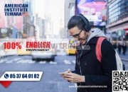 Photo de l'annonce: Formation Anglais institut americain temara
