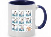Photo de l'annonce: mug كأس تعلم مراحل الوضوء للأولاد والبنات