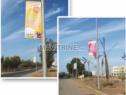 Photo de l'Annonce: Impression sur bâches banderoles et Kakemonos Publicitaires ...