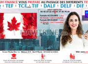 Photo de l'annonce: Préparation aux TESTS -/ TEFAQ-TCF-TEF-TFI- DELF-DALF-DILF- CANADA - FRANCE –TEMARA