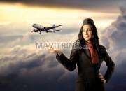 Photo de l'annonce: Formation 3 mois Hôtesse de l'air (steward)