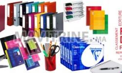 Fourniture de bureau et matériel à prix discount