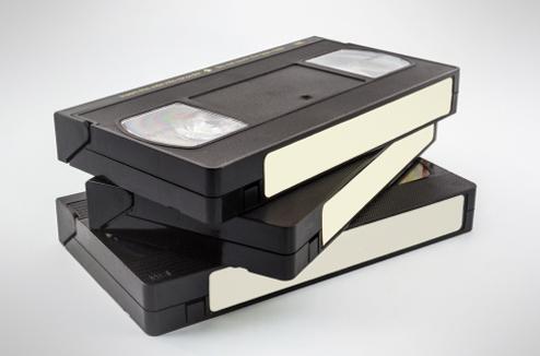 Cassettes Vidéo VHS