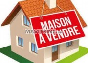 Photo de l'annonce: MAISON 80M2 QUARTIER SIDI MED