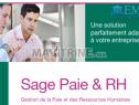 Photo de l'Annonce: Formation SAGE PAIE & RH, Session 01-2019