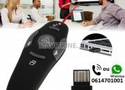 Photo de l'annonce: Présentateur sans fil 2.4GHz Laser Rouge Tourner La Page PPT Powerpoint