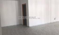 plateau de bureau 124m à louer Quartier MERS SULTAN