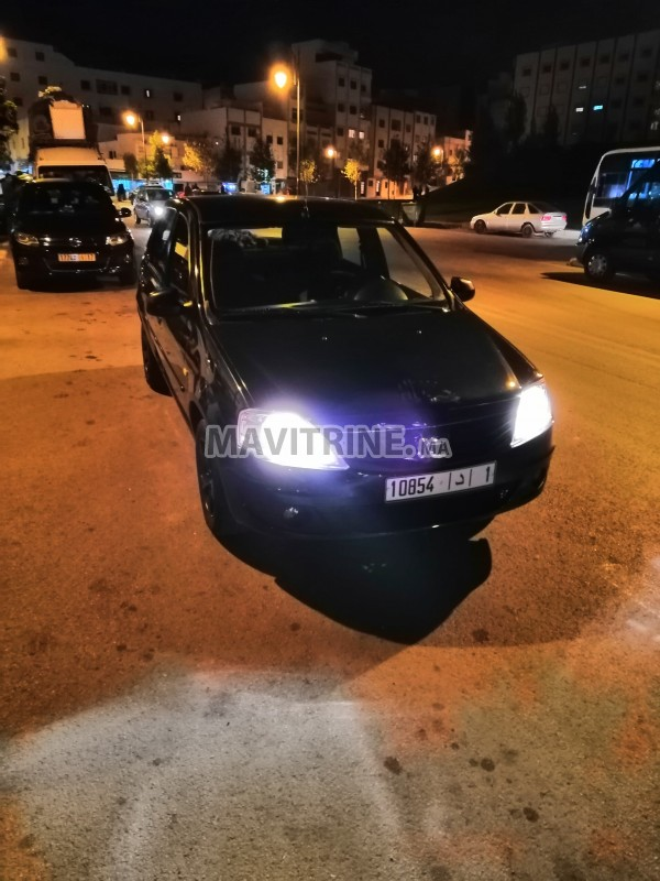 Dacia Logan propre