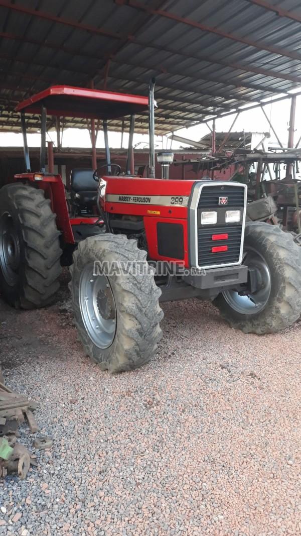 Plusieurs tracteurs importés de France