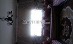 Appartement meuble a louer