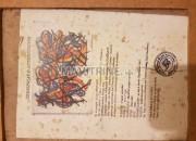 Photo de l'annonce: vente une Oeuvre de Jilali GHarbaoui 1967