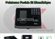 Photo de l'annonce: Pointeuse a Empreinte Digitale, Faciale et Code-MB360