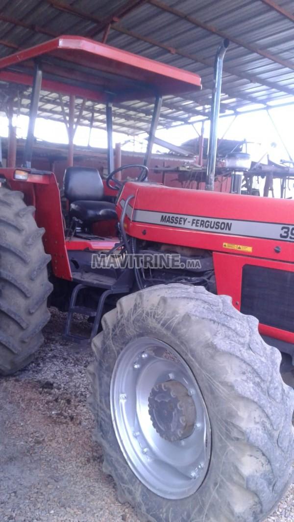 Tracteurs importés de france