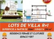 Photo de l'annonce: Des lots de villa