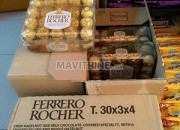 Photo de l'annonce: chocolats Ferrero Nutella, Milka, snickers