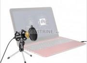 Photo de l'annonce: Trépied de bureau pliable pour microphone avec Filtre Anti-pop