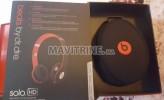 Photo de l'annonce: Casque Audio Solo HD marque Beats