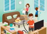 Photo de l'annonce: femme de ménage et cuisine/loge ou pas