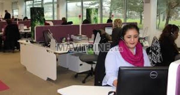 téléconseillers débutants ou expérimentés pour des postes vacants dans notre centre d'appel à Rabat.