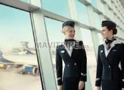 Photo de l'annonce: hôtesse de l'aire -hôtesse d'accueil
