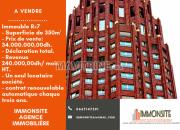 Photo de l'annonce: Immeuble R+7 à vendre