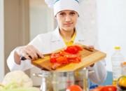 Photo de l'annonce: Femme Cuisinière à l'extérieur