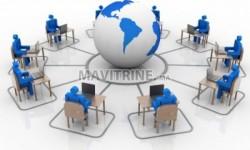 ressources humaines, de secrétariat et du marketing