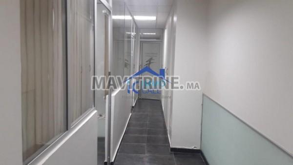 Appartement usage bureau à l'Agdal