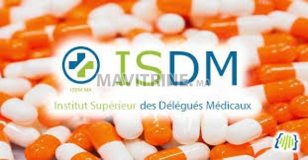 Devenez Délégué Médical en 4 Mois Avec ISDM L'institut Supérieur Des délégués médicaux