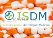 Photo de l'annonce: Devenez Délégué Médical en 4 Mois Avec ISDM L'institut Supérieur Des délégués médicaux