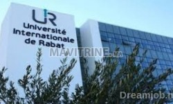 Université Internationale de Rabat (UIR) recrute Directeur Administratif et Financier Adjoint