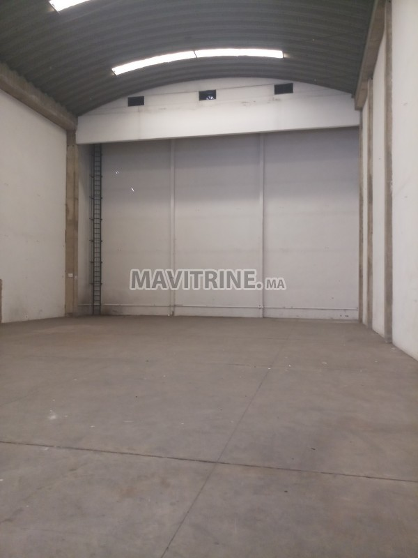 hangar sur le bvd  1140/M 68000 dh ttc