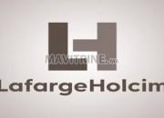Photo de l'annonce: LafargeHolcim recrute plusieurs profils