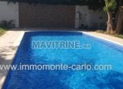 Photo de l'annonce: A louer  villa avec piscine au quartier souissi à Rabat