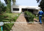 Photo de l'annonce: Location villa vide au quartier Souissi à Rabat