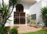 Photo de l'annonce: Location villa avec jardin paysagé à Souissi RABAT