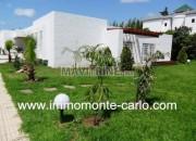 Photo de l'annonce: Superbe villa vide à louer à  Souissi Rabat