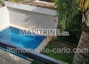 Photo de l'annonce: A louer villa haut standing avec piscine à Hay Riad Rabat